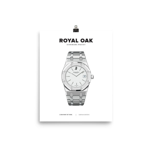 HISTORY OF TIME: ROYAL OAK