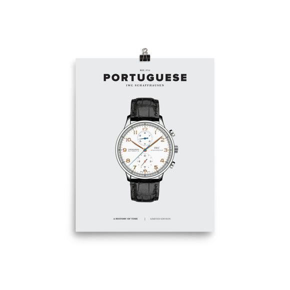 HISTORY OF TIME: PORTUGUESE
