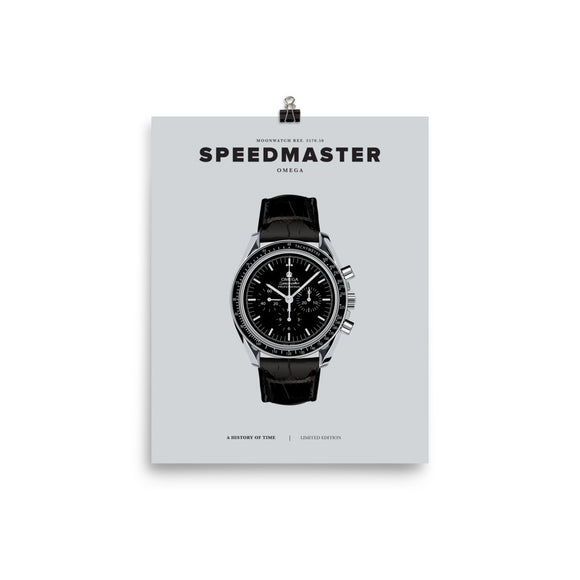 A HISTORY OF TIME: SPEEDMASTER