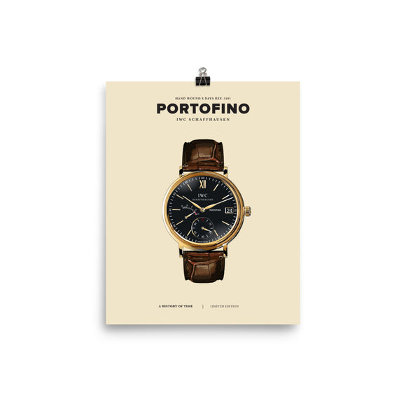 HISTORY OF TIME: PORTOFINO