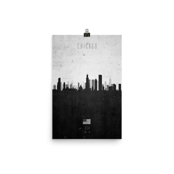 CITYSCAPE: CHICAGO ART