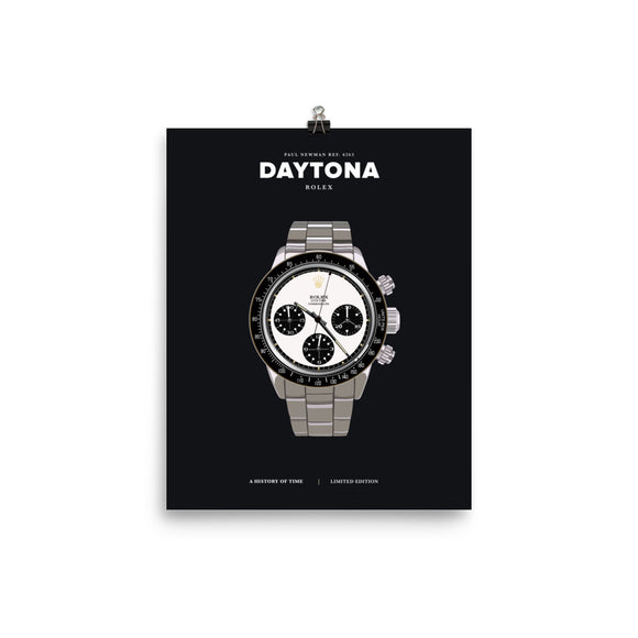 HISTORY OF TIME: DAYTONA
