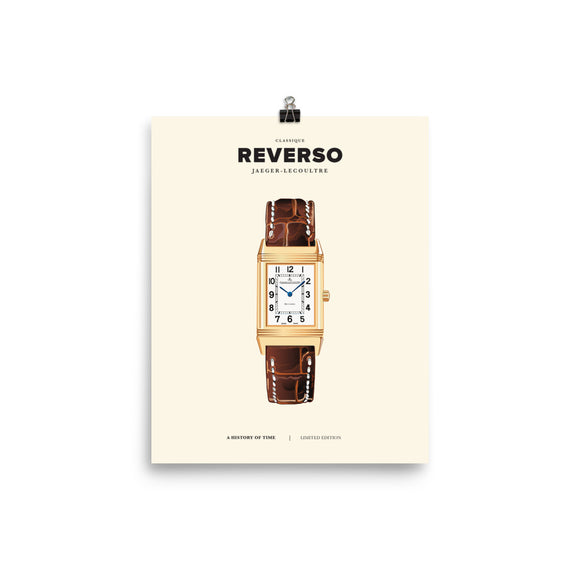 HISTORY OF TIME: REVERSO