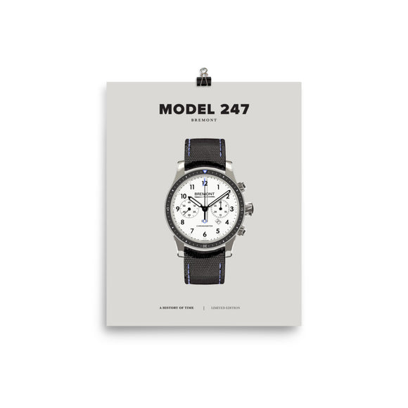 HISTORY OF TIME: MODEL 247