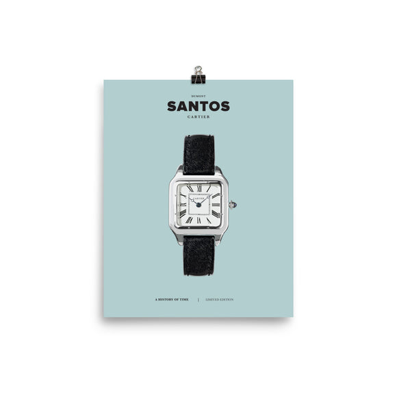 HISTORY OF TIME: SANTOS