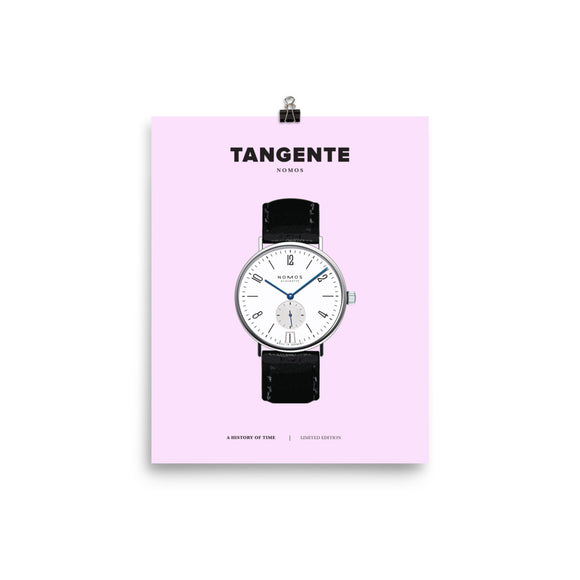 HISTORY OF TIME: TANGENTE