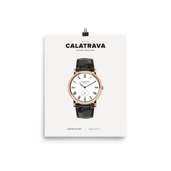 HISTORY OF TIME: CALATRAVA