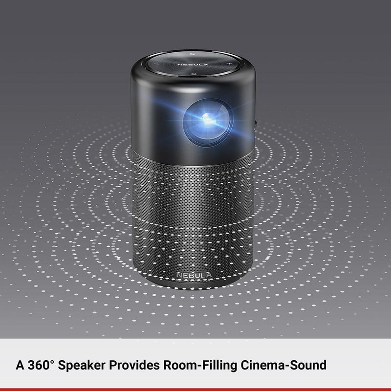 Portable Wi-Fi Mini Projector NZ Bound
