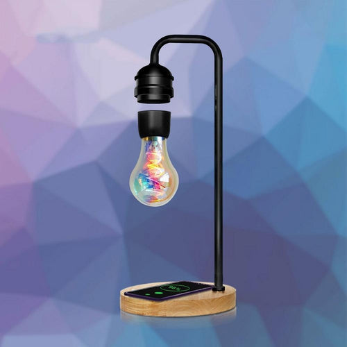 Wireless Charging LED Desk Lamp NZ Quantum Healing