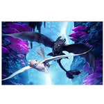 Dragon - 5D Diamond Painting Set