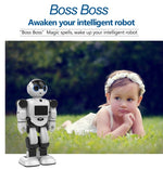 Children's Interactive Learning Robot