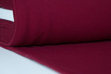 Laden Sie das Bild in den Galerie-Viewer, Sweat, Uni, bordeaux, Wintersweat