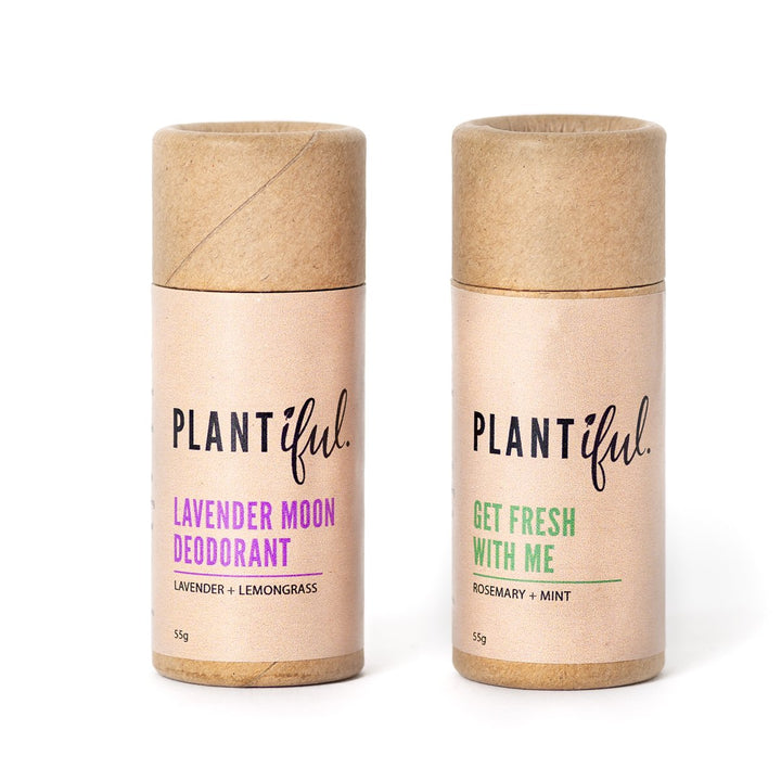 Natural Deodorant by PLANTiful