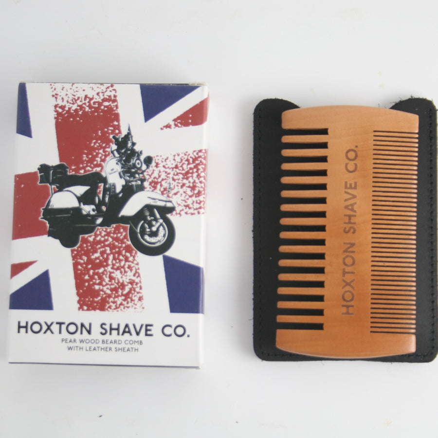 Beard Comb - Kent of Inglewood - LittlePlasticFootprint