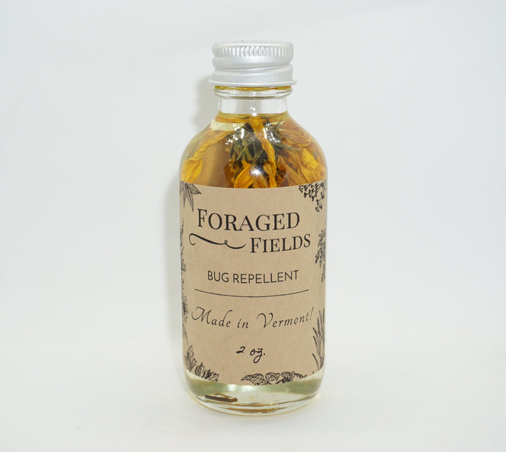 Bug Repellent- Foraged Fields - LittlePlasticFootprint