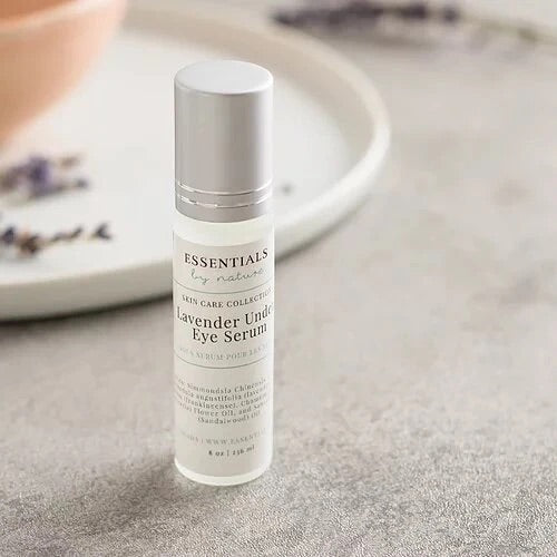 Lavender Under Eye Serum - Essentials by Nature - LittlePlasticFootprint
