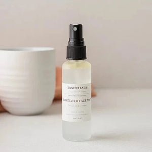 Rosewater Face Mist- Essentials by Nature - LittlePlasticFootprint