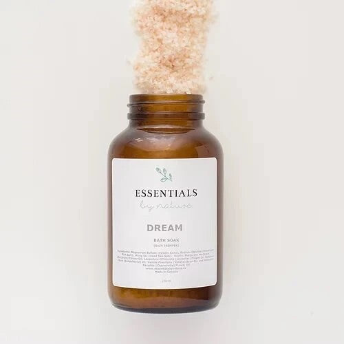 Dream Bath Soak - Essentials by Nature - LittlePlasticFootprint