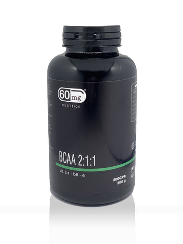 BCAA 2:1:1 cpr - 60mg