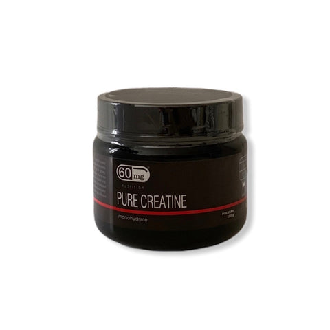 Pure Creatine - 60mg