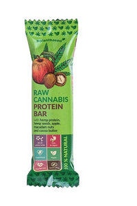 Raw Cannabis Protein Bar 50g