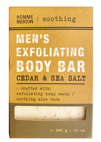Men's Exfoliating Body Bar 283g
