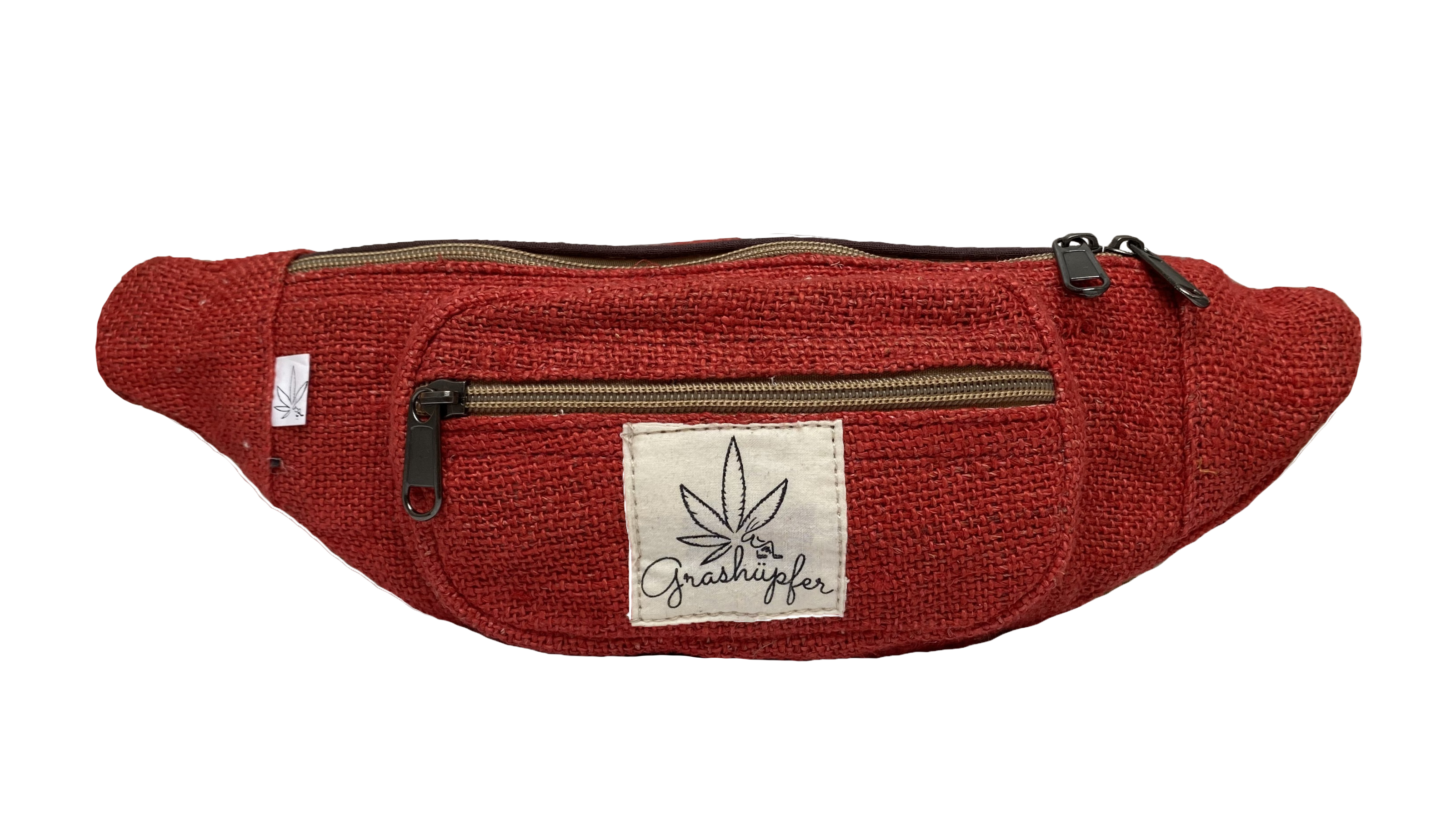 HempWaistBag Red