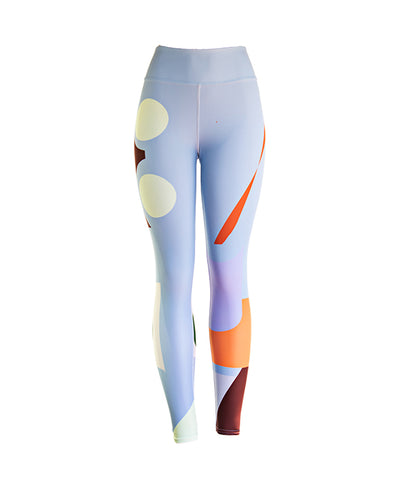 The Panel legging by Mandy Schuster