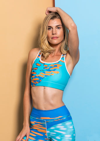 WEAR AM mythos sports bra
