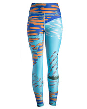 Wear AM Mythos printed athleisure legging