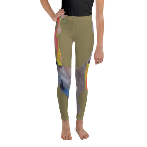CHAT youth and kids legging