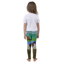Paddock youth and kids legging