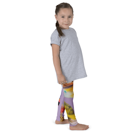 Purple Drop youth and kids legging