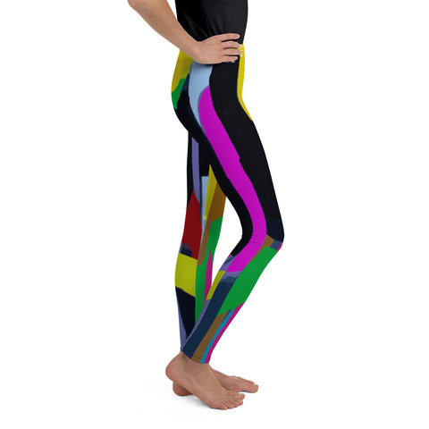 Electro youth and kids legging