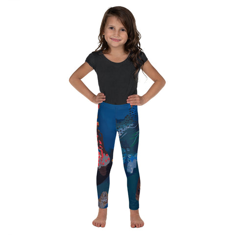 The Ocean youth and kids legging