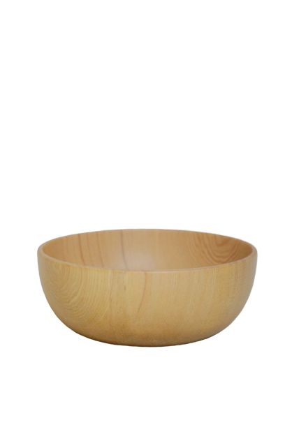Japanese wooden bowls -thehiatuslabel
