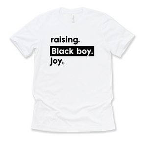 Raising Black Boy Joy