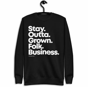 Grown Folk Business (Sample)