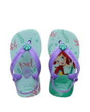 Havaianas Bay New Baby Disney Princess Ice Blue