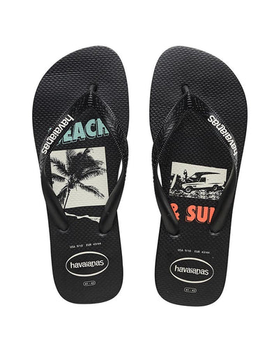 Havaianas Top Beach Black