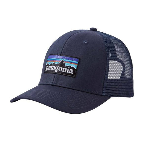 P-6 Logo Trucker Hat