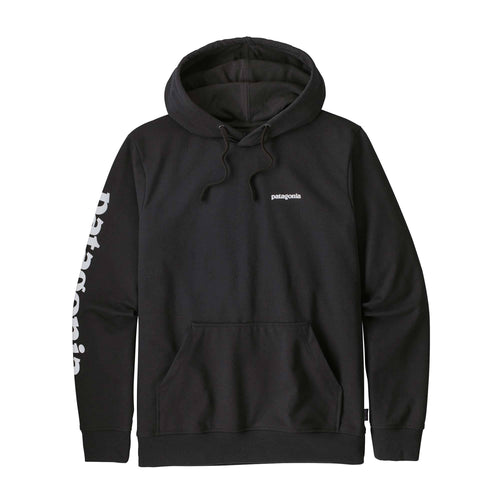 M's Text Logo Uprisal Hoody