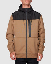 Quadrant Furnace Zip Through Jacket