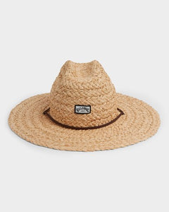 Jonesy Straw Hat
