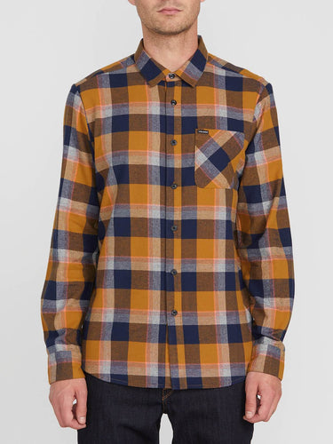 Caden Plaid L/S Shirt