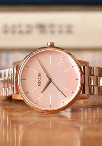 Nixon The Kensington All Rose Gold