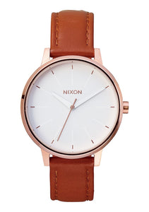 Kensington Leather Watch