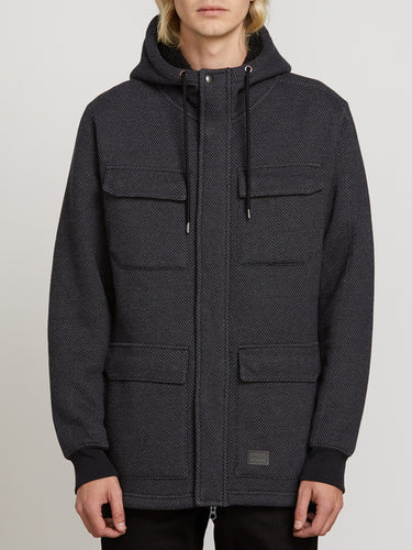 A4 Bonded Zip Jacket