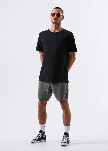 Hemp Fixed Waist Boardshort