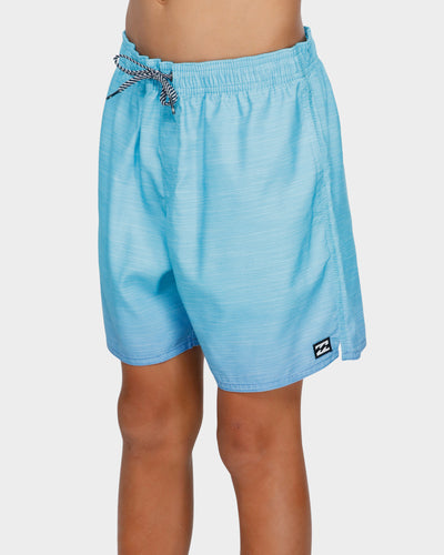 Boys Sergio Layback Boardshort